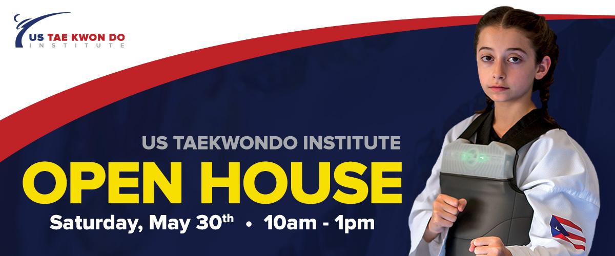 US Taekwondo Institute Open house